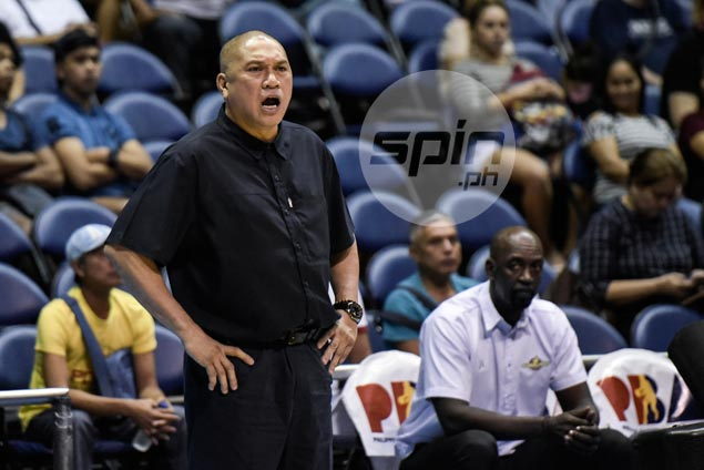 Pido Jarencio does a Steve Kerr, lets Arana draw up play in late GlobalPort timeout
