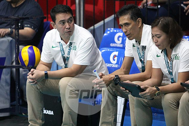 La Salle coach Ramil de Jesus blasts players for complacent play late in easy win vs UE