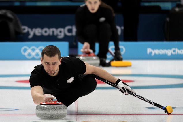 Russian curler to return Olympic medal, waives right to CAS hearing after failed drug test