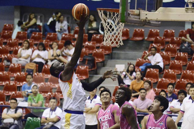 Go for Gold wins overtime thriller to deal CEU first loss in Aspirants' Cup