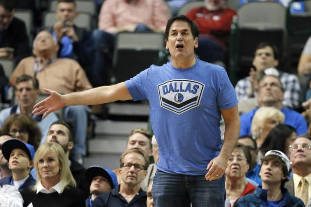 Mavericks boss Mark Cuban fined $600,000 for public comments on tanking