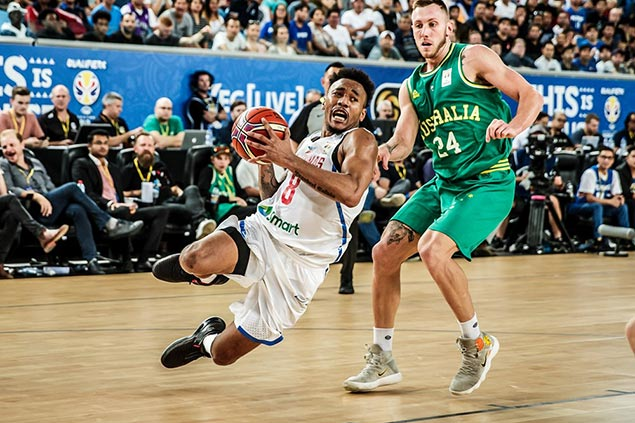 Gilas Pilipinas puts up whale of a fight before going down in Melbourne qualifier