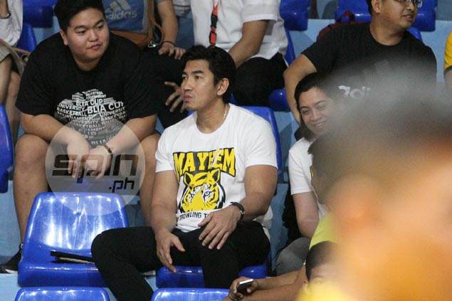 Ayo responds to Cantonjos tirade, says he had no plan to kick out UST juniors coach