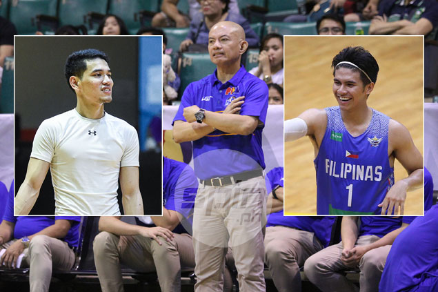 Key Gilas roles in game vs Australia will mold Ravena, Alas character, says Guiao