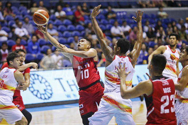 John Pinto leaves a mark on defense to keep playoff door ajar for Blackwater