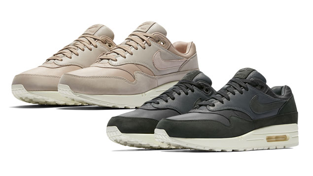 The NikeLab Air Max 1 Pinnacle makes a case for subtle luxury