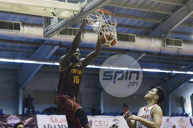 Prince Eze back in top form after rib injury as Perpetual beats Batangas-EAC
