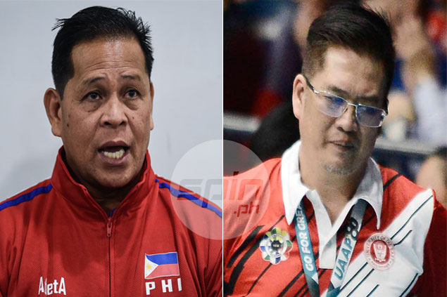 UE coaches Francis Vicente, Sammy Acaylar quit amid another miserable campaign