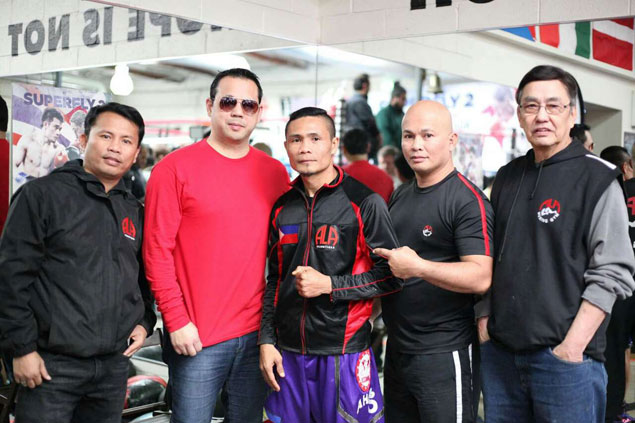 Champ Donnie Nietes eager to put on a show in pay-per-view debut