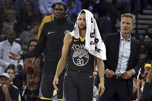 After sputtering into All-Star break, Warriors look to regain top form