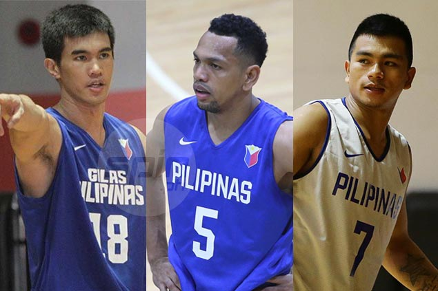 Jayson Castro, Jio Jalalon, Troy Rosario back as Gilas Pilipinas faces Japan in Fiba qualifying