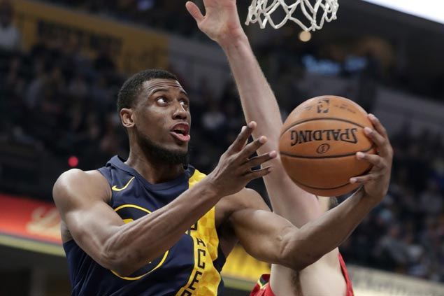 Thaddeus Young sparks early surge as Pacers score wire-to-wire victory over Hawks