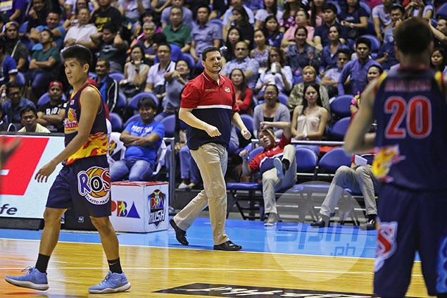 Caloy Garcia hopes to catch SMB off guard as ROS faces tough road to playoffs
