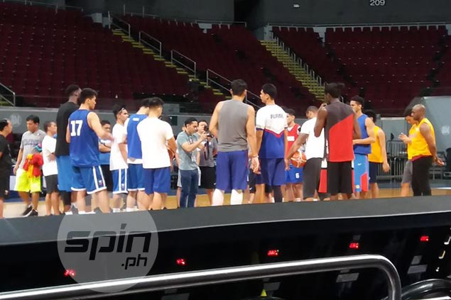 Chot Reyes believes winless Japan a 'doubly dangerous' foe for weary Gilas