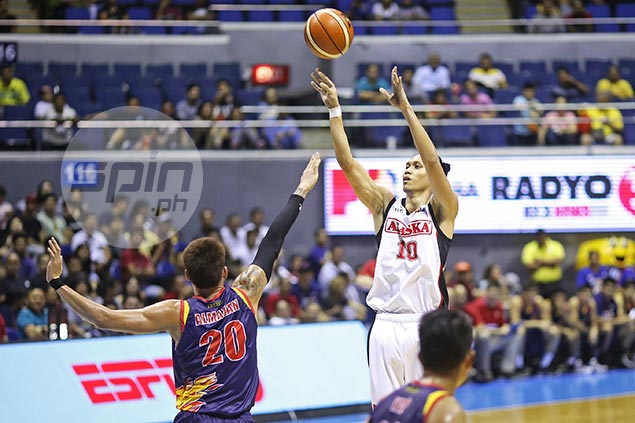 Compton 'through the roof happy' to see Marion Magat step up for depleted Alaska frontcourt