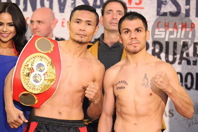 Champ Nietes easily makes cut as challenger Reveco nearly fails to make weight for title bout
