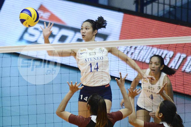 Ateneo Lady Eagles extend streak to four with straight-sets win over skidding UP