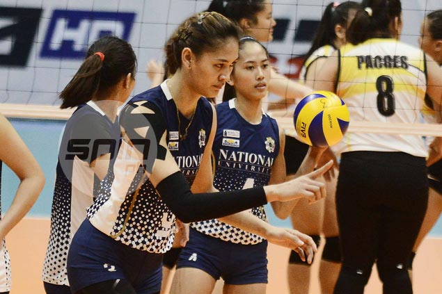 Streaking NU Lady Bulldogs are hungry for more, says Jaja Santiago