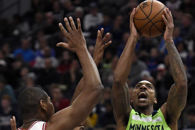 Jeff Teague takes charge as Butler-less Timberwolves beat Bulls
