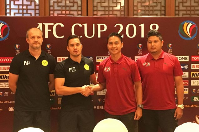 Tough away match for Ceres as Busmen face Singapore's Home United in AFC Cup