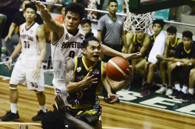 Gamboa Coffee-St. Clare rallies in fourth to beat Perpetual Help in Aspirants Cup