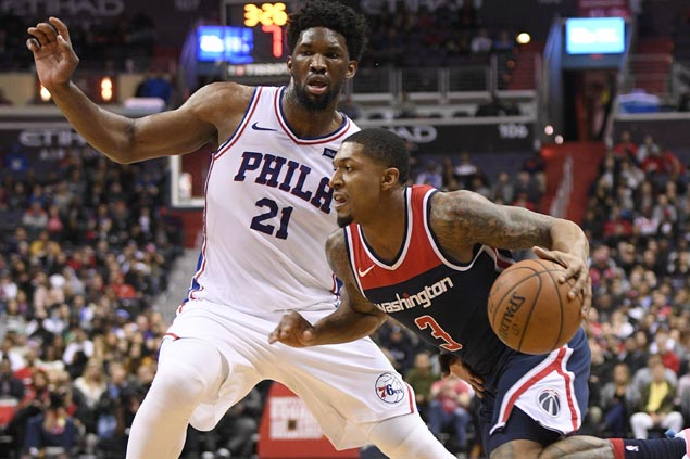 Porter, Beal star as Wizards ride dominant second quarter past Sixers