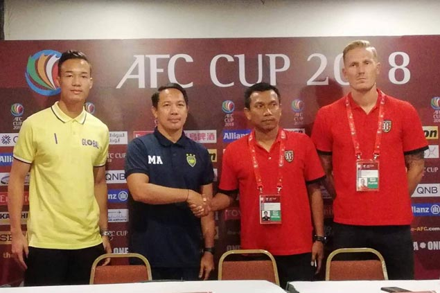 Global Cebu eyes bounce back win as it faces Bali United at Rizal Memorial