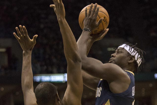 Jrue Holiday shows way as Pelicans erase 18-point second-half deficit and beat Bucks in OT