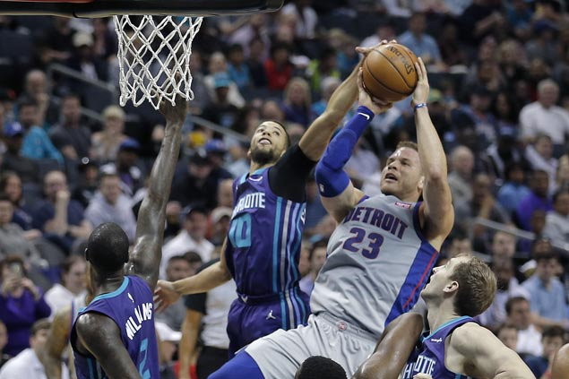 Hornets bench sparks second-quarter surge to beat Pistons