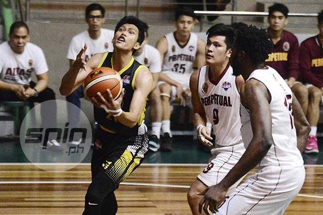 Aris Dionisio happy to take charge as Gamboa Coffee boosts playoff hopes