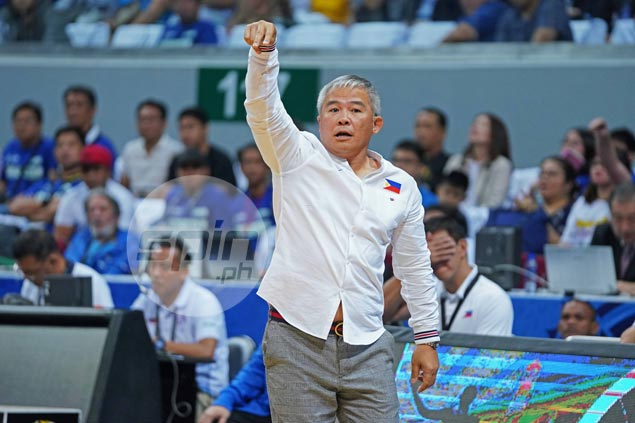Chot Reyes bats for longer practice time with full lineup as road gets tougher for Gilas