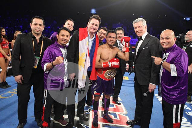 Donnie Nietes finally turns heads with smashing performance in pay-per-view debut