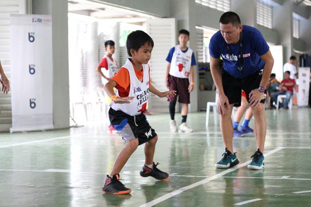 Jr. NBA PH draws record field in Mindanao leg as seven boys, four girls reach national camp