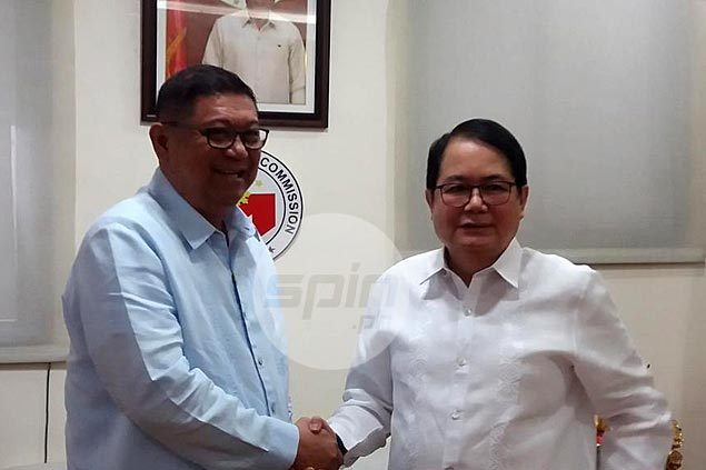 Ricky Vargas counting on SMC, Ayala, Hapee support for PH sports renaissance