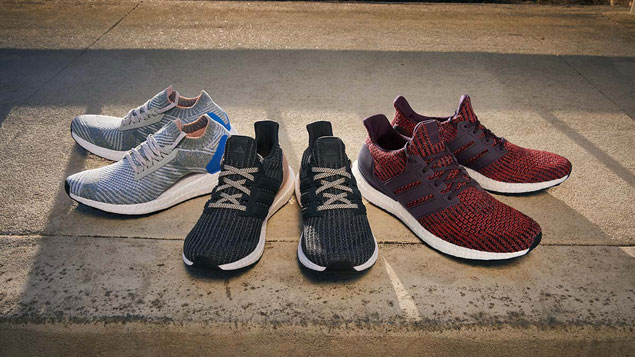 Stay up to speed in style department with running shoes that look good off the track