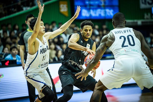 New Zealand gets back at Korea to spoil debut of naturalized player Ricardo Ratliffe