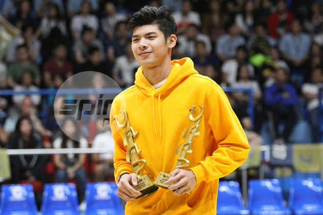 UAAP Jrs MVP CJ Cansino Says He Has No Plan To Leave UST