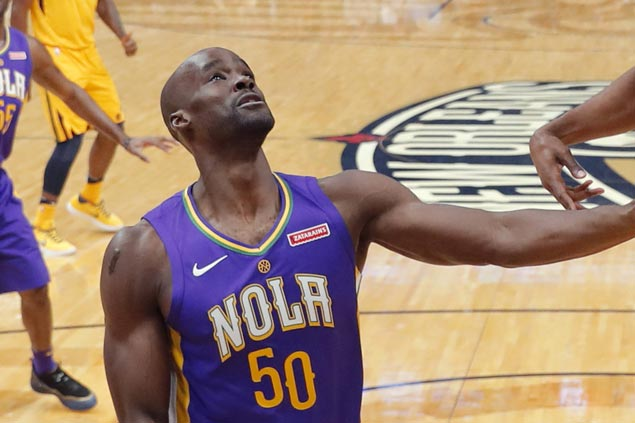 Pelicans sign Emeka Okafor for remainder of season