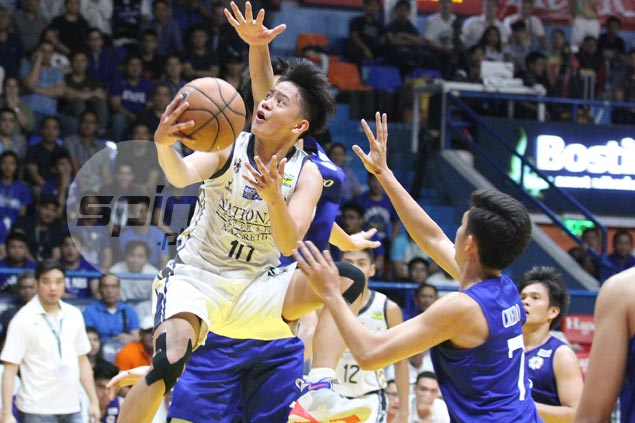 NU Bullpups keep title bid alive with Game Two win, prevent Ateneo from completing season sweep