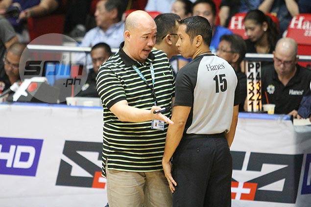 NU coach befuddled as Ateneo players go unpunished for hits on ejected Bullpup Gonzales
