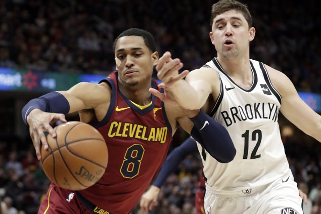 Cavaliers squeak past Nets to get back on winning track