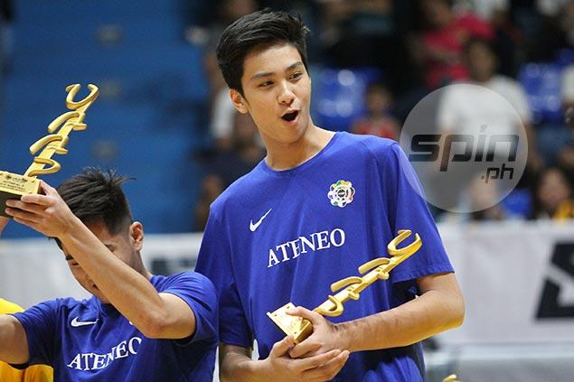 Kai Sotto overtakes SJ Belangel to regain top spot in NBTC rankings