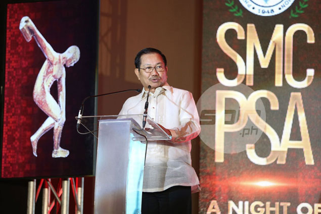Pinol to sports leaders: 'Forget imports... so many Pacquiaos just waiting to be discovered'