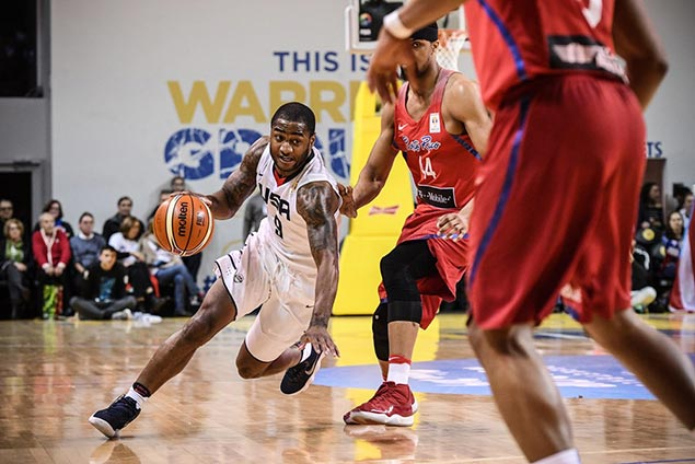 Team USA nearly blows 22-point lead but holds off Puerto Rico to stay unbeaten in qualifiers