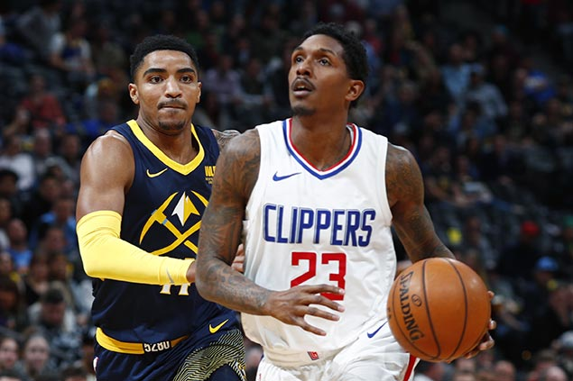 Clippers rally from 19 points down to stun Nuggets, spoil Millsap return
