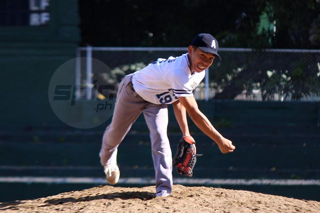 Adamson gains second spot with slim win over titleholder Ateneo in UAAP baseball