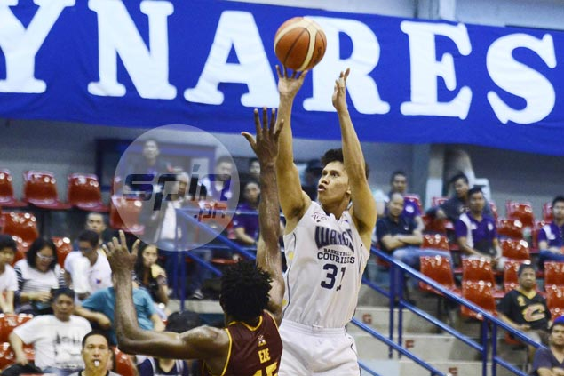 Wangs-Letran outlasts Perpetual Help to take share of second spot in Aspirants Cup