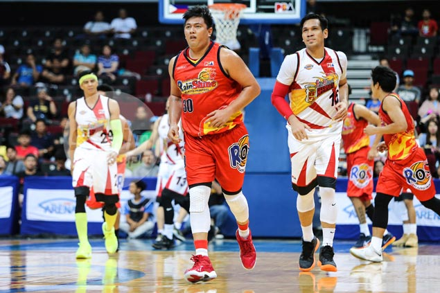 Belga says ROS must play with cards it was dealt with: 'Traydor ang injuries'