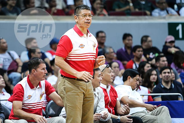 Austria says loss to ROS a timely wake-up call as full-strength SMB girds up for playoffs
