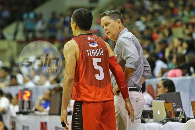 Ginebra braces for big Game Two fightback from Rain or Shine in Philippine Cup quarters